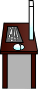 Computer Desk sprite 004