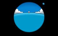 Migrator far away