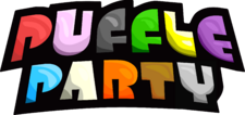 Puffle Party 2019 Logo