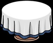 White Formal Table sprite 001
