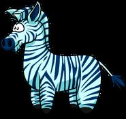 Zebra sprite 001