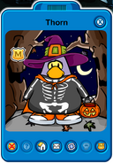 Thorn Player Card - Late October 2018 - Club Penguin Rewritten (3)
