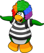 April Fools' Party 2019 LS Penguin