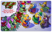Christmas Party 2018 Login
