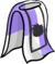 Purple Pastel Tabbard