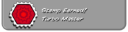 Turbo Master earned