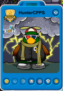 HunterCPPS Player Card - Late April 2020