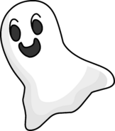 Wall Ghost sprite 002