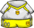 Yellow Away Soccer Jersey