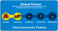 Global Prizes Glasses