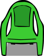 Green Plastic Chair sprite 001