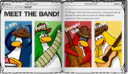Meet the Band Club Penguin Times