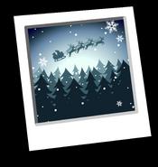 Holiday Magic Background Icon