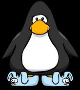 Ice Bunny Slippers PC