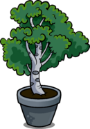 Potted Tree sprite 001