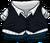 Sharp Black Vest