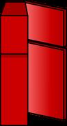 Shiny Red Fridge sprite 013