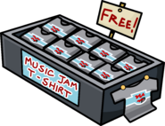 Music Jam T-Shirt At Plaza
