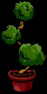 Poodle Plant sprite 002