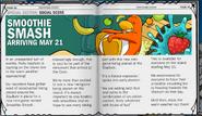 Smoothie Smash Club Penguin Times Article