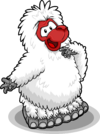 Snow Monkey Character