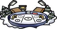 Ice Rink Map Icon