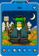 Stu Player Card - Early October 2018 - Club Penguin Rewritten (2)