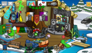Galvin Igloo - Early February 2018 - Club Penguin Rewritten