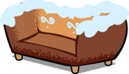 Gingerbread Couch Sprite 002