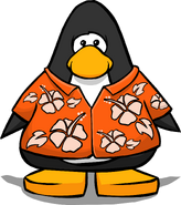 Tropical Hawaiian Shirt PC