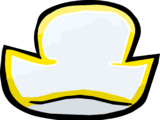 White Admiral's Hat
