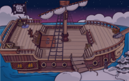 Fashion Party Pirate Ship