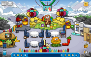 March Igloo Seth