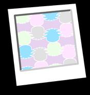 Puffle Background Icon