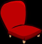 Red Plush Chair sprite 008