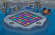 Club Penguin 12th Anniversary Party Iceberg