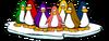 Iceberg Penguins