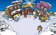 Wilderness Expedition 2017 Town