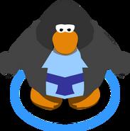 Gray Pirate Coat IG
