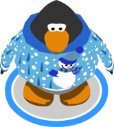 Ice Silly Snowman Sweater IG