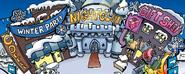 Winter Party Town Sneak Peek