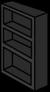 Black Bookcase sprite 005
