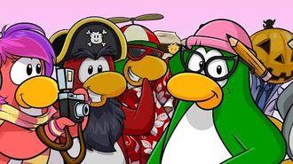 Club Penguin Rewritten THREE YEARS ANNIVERSARY!
