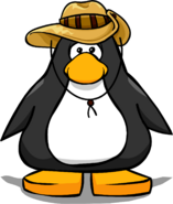 Outback Hat PC