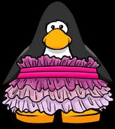 Ruffle Dress PC