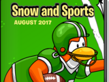 Snow and Sports Aug'17