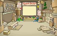 April Fools' Party 2020 Box Store