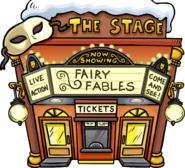 Fairy Fables Stage