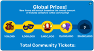 Global Prizes Squid