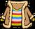 Pastel Suede Jacket